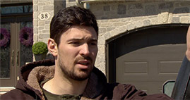 CBC The National Carey Price Interview