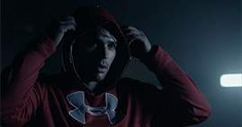Carey Price Under Armour