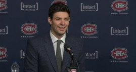 Carey Price Lou Marsh Award Winner
