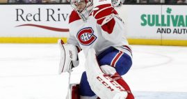 Carey Price Passes Patrick Roy for Habs Wins