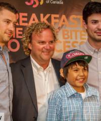 Breakfast Club raises a lot of money