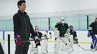 Surprise Goalie Session with Carey Price